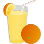 Orange Juice Energy Pick up - Children with Diabetes